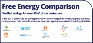Free Energy Comparison, We find savings for over 80%* of our customers. Find out if you could be saving money on your energy bills by getting the business energy experts to provide a free comparison against our panel of leading retailers.